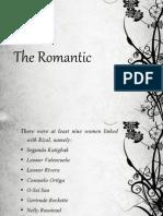 Rizal, The Romantic