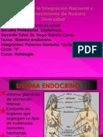 Sistema Endocrino Expo-histo