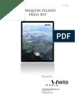 Nonquon Island Press Kit