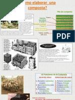 carteles de agricultura orgánica