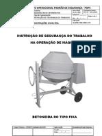 POP IST 003.1 Betoneira