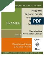 Informe Chiclayo Caf