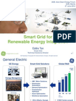 Eddie Tan - Smart Grid for Renewable Energy Integration
