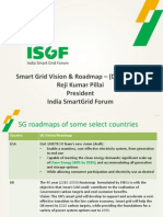 Reji Kumar - Smart Grid Vision & Roadmap