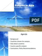 Pramod Jain - Wind Futures in Asia