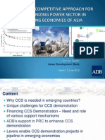 Annika Seiler - CCS - A Cost Competitive Approach for Decarbonizing Power Sector in Emerging Economies of Asia