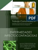Enfermedades infecto contagiosas