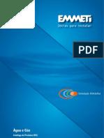 Catalogo Agua e Gas 2012