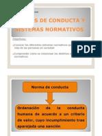 Concepto de Norma y Sistemas Normativos [Modo de Compatibilidad]