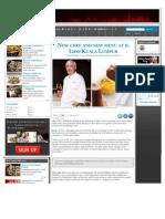 Lifestyleasia.com - 07112011 - New Chef and New Menu at Il Lido Kuala Lumpur