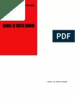 Manual de Direito Romano - Alexandre Correia e Caetano Sciascia