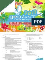 Geo Hunt 2012