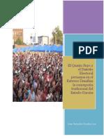 El Quinto Suyo y El Distrito Electoral Peruanos en El Exterior
