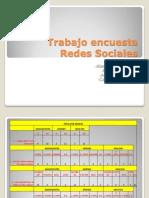Trabajo Final Encuesta Redes Sociales
