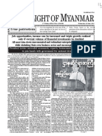 2012 Jun 20 U Thein Sein Speech