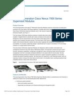 Cisco Nexus Sup-2 Module