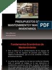 FUNDAMENTOS ECONÓMICOS DE MANTENIMIENTO