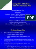 Apreciacion de La Situacion Tributaria en El Peru