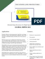 Global HSP10K 12
