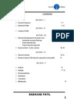 Financial Appraisal @ Sbi Project Report Mba Finance