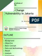 Climate Change Vulnerability in Jakarta
