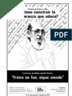 Cuadernillos Freire 2008 Cultura
