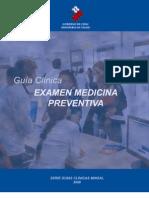 MINSAL Guia Medicina Preventina 2008