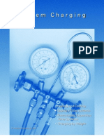 American Standard System Charging Manual