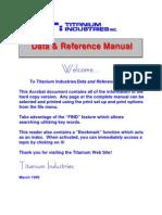 Titanium Bible