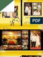 Dado 60th Bithday & Wedding Anniversary