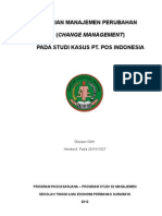 UTS MSDM (Change Management)