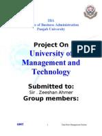 Final Project Umt
