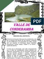 Valle de Condebamba