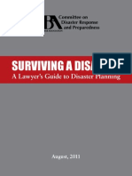 Surviving a Disaster a Lawyers Guide to Disaster Planning.authcheckdam