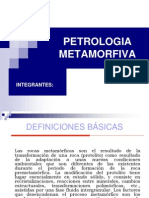 petrologia metamorfica