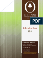 Introduction Equinox