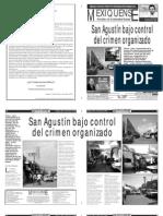 Versión impresa del periódico El mexiquense 20 junio 2012