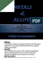 Metals & Alloys