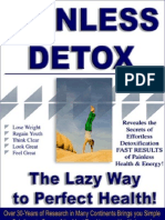Painless Detox Book