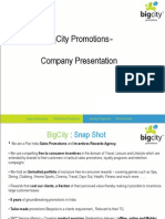 Big City Promotions