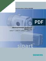 Siemens SipartPS2 ManA5E00074631-08