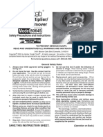 Torque Multiplier-Lugnut Remover
