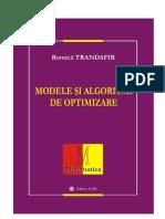 5.Modele Si Algoritmi de Optimizare