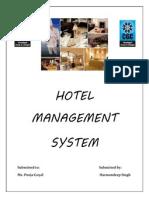 Hotel Reservatin