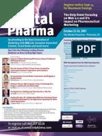 digital pharma conference agenda