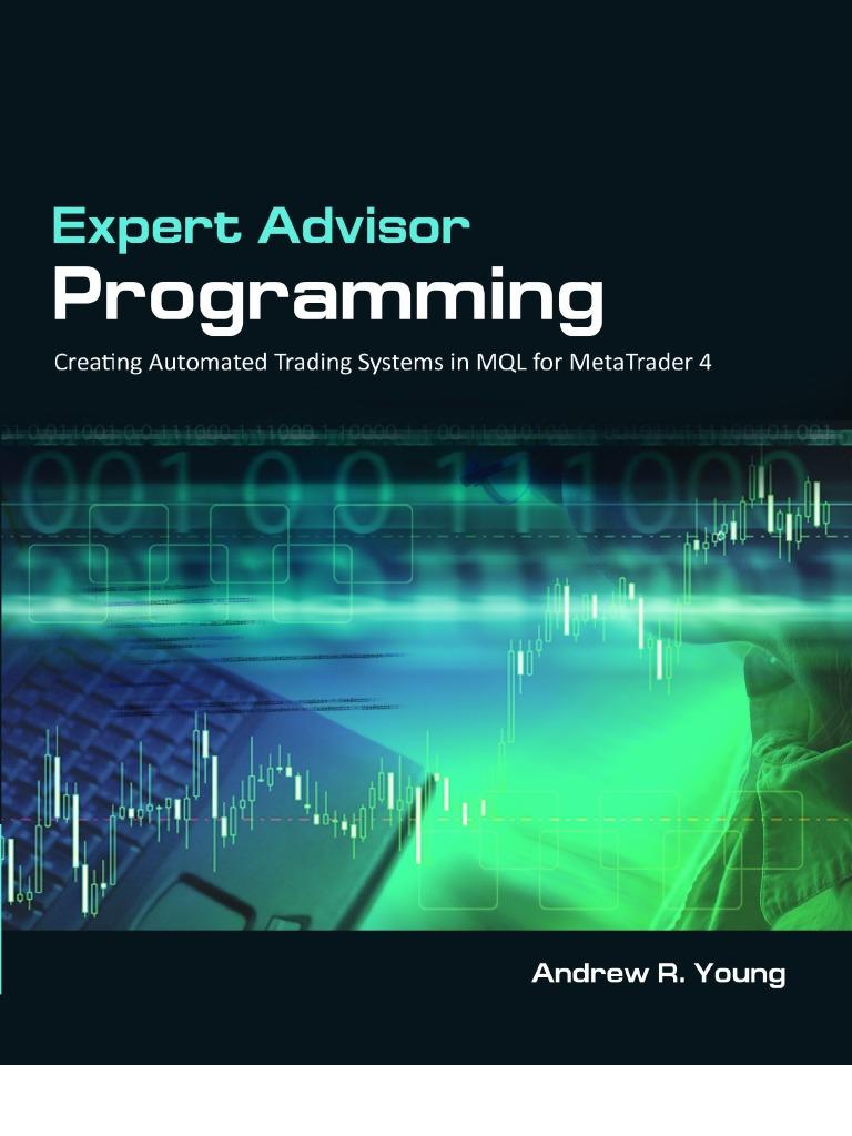 Technical Analysis Course Pdf Expert Advisor Programming For