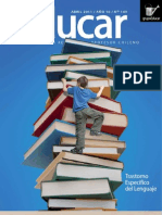 Revista Educar Chile Abril 2011