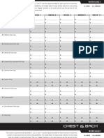 P90X+ Calendar