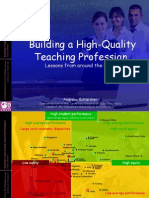 Andreas Schleicher [Oecd] 2011_building a High-quality Teaching Profession, Lessons From Around the World