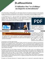 Larouchista Com Argentina-Malvinas